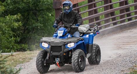 Квадроцикл SPORTSMAN ETX