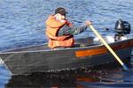 Лодка Wellboat-30: подробнее