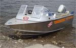 Лодка Wellboat-45DC: подробнее