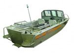 Лодка Wellboat-52Jet: подробнее