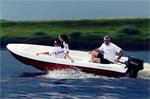 Лодка Laker T410: подробнее