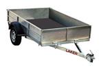 Прицеп Laker HD 400: подробнее