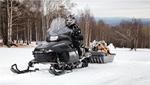 Снегоход Yamaha VK Professional II: подробнее