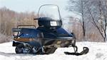 Снегоход Yamaha VK540IV Tough Pro: подробнее