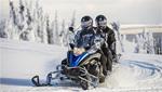 Снегоход Yamaha Venture Multi Purpose: подробнее