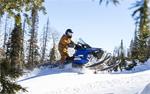 Снегоход Polaris 550 INDY VOYAGEUR 155: подробнее