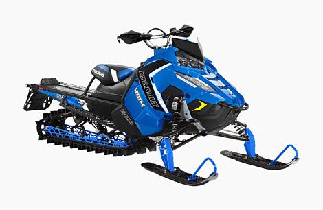 Снегоход Polaris 800 RMK ASSAULT 155 LTD