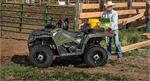 Квадроцикл Polaris SPORTSMAN X2 570 EPS: подробнее