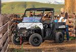 Мотовездеход Ranger ETX: подробнее