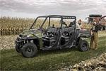 Мотовездеход Ranger CREW 900-6 EPS: подробнее