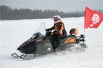 Снегоход Тайга Патруль 550 SWT: подробнее