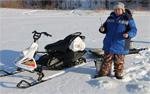 Снегоход Рыбинка: подробнее
